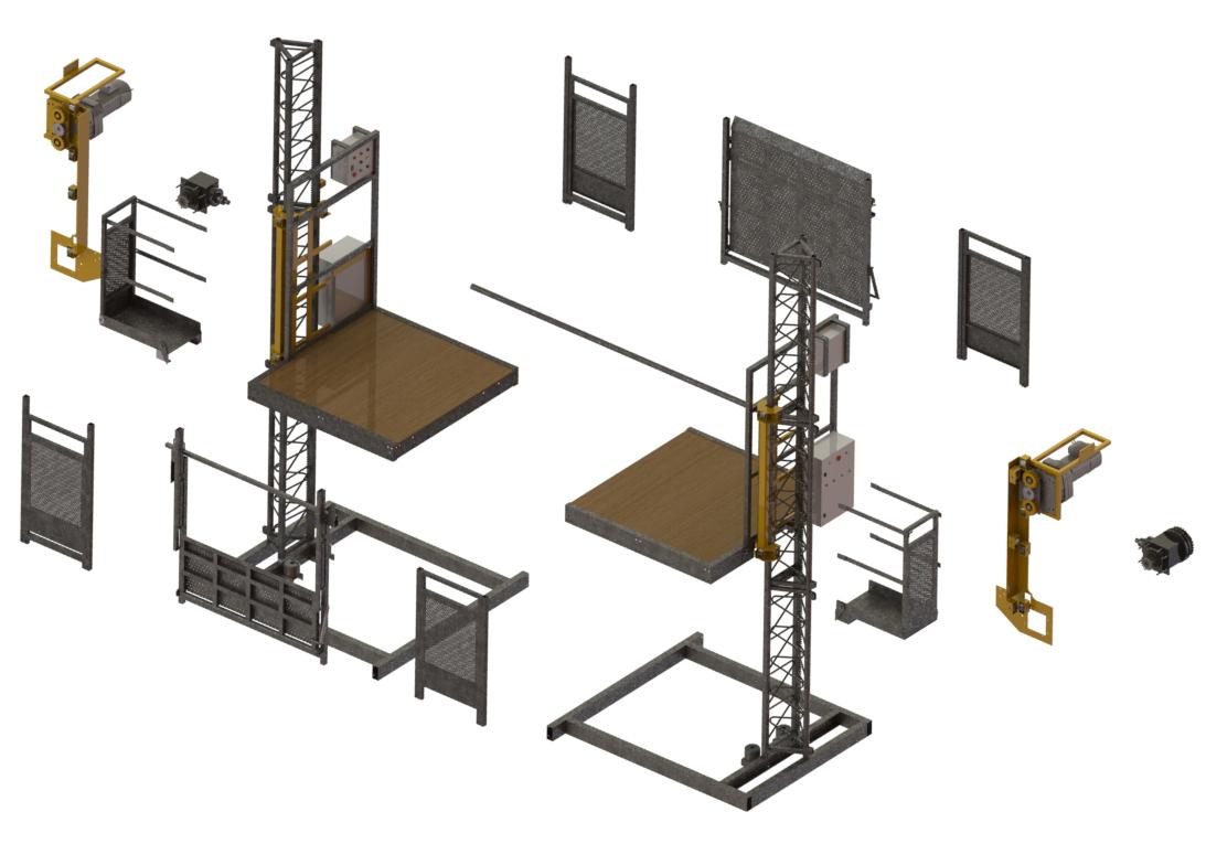 103 PH10 PLAD modularitad