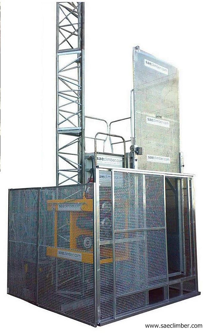 E10 recinto base con puerta de seguritad