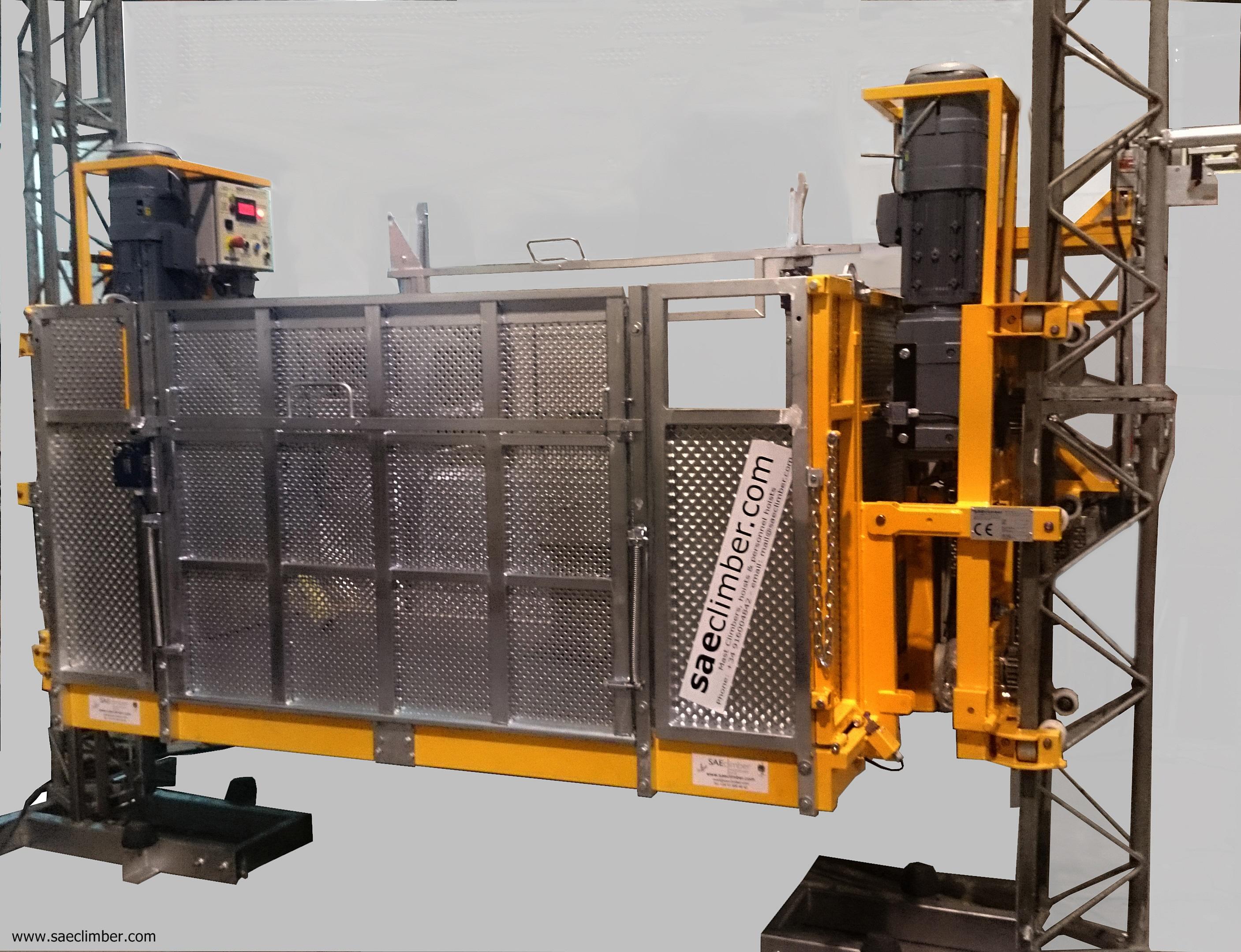 PH10- TIWN MAST- 2500 KG